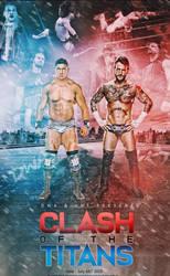 DWA VKT Clash Of The Titans Poster HQ