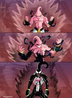Buu-Venom by Maggotx9