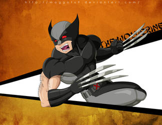 X-Force Wolverine by Artofpipeur
