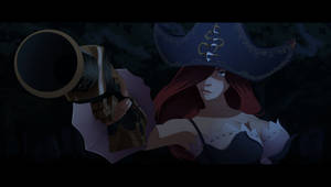 Animated Miss Fortune 2