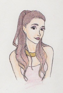 Ariana Grande 1 by this-is-a-paradox