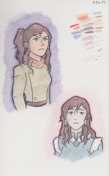 Avatar Korra by this-is-a-paradox