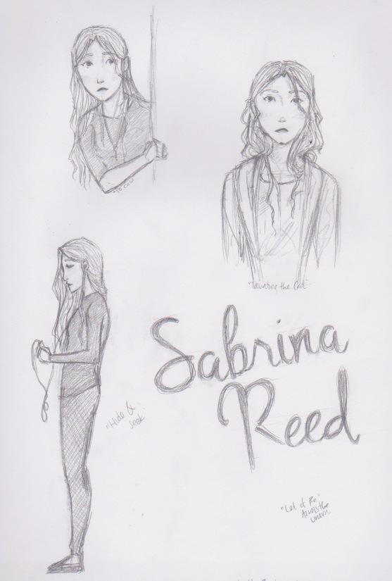 Sabrina sketchdump by this-is-a-paradox