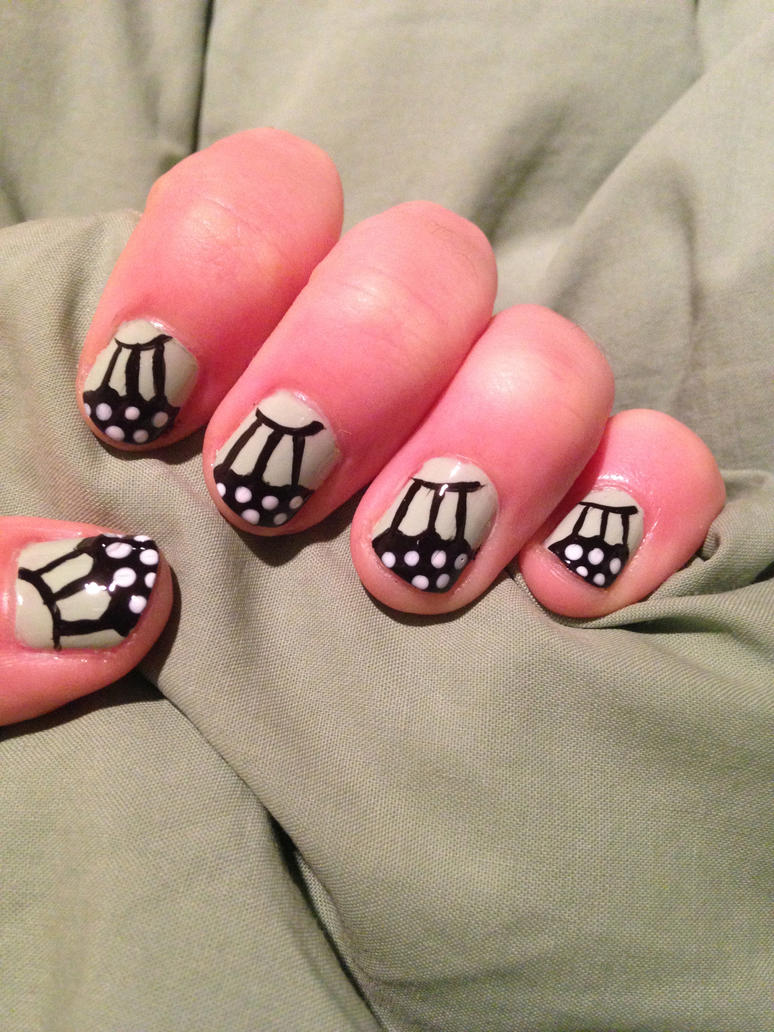 Butterfly nails by this-is-a-paradox