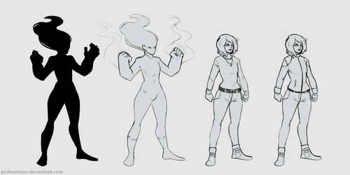 Original Superhero concept
