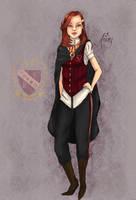 rorag fun: anomy's uniform by FoxyRepublic