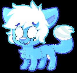 Sad Blue Darkky