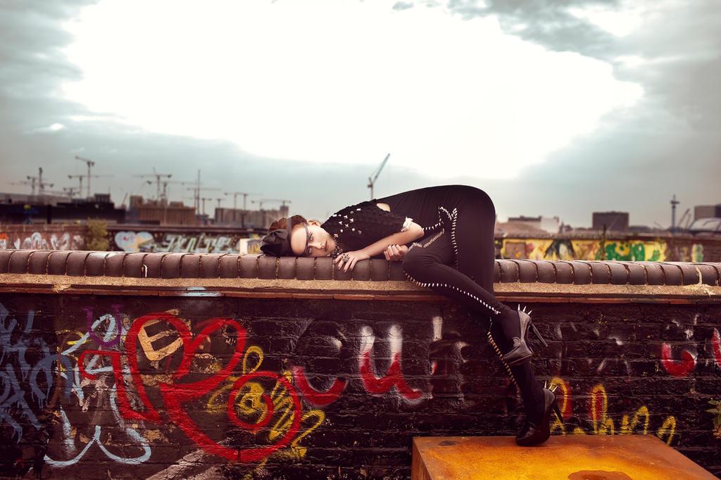 Urban Fairy 3 by hakanphotography