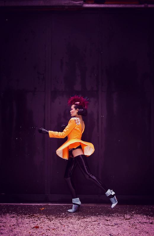 Space Geisha 2 by hakanphotography