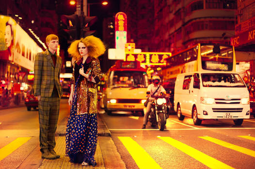 One Night In Mong Kok