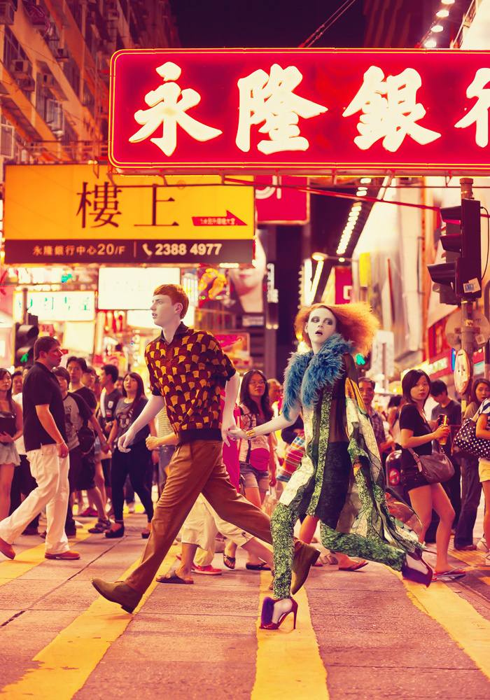 One Night In Mong Kok 2 by hakanphotography