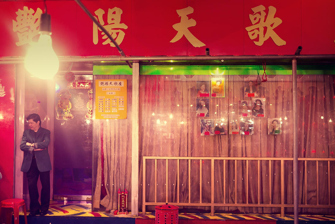 Kowloon Express 2 by hakanphotography