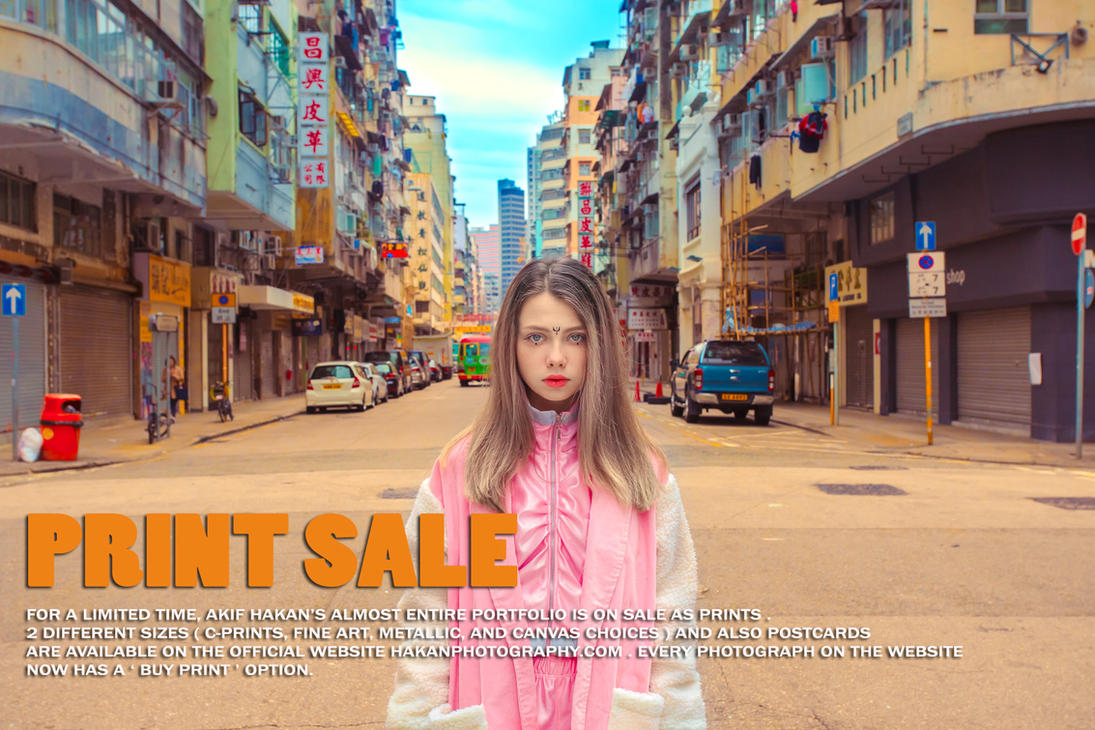 Akif Hakan Print Sale by hakanphotography