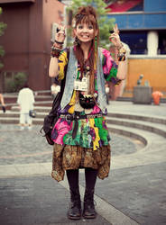 Japanese Street Fashion by hakanphotography
