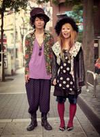 Japanese Street Fashion 2 by hakanphotography