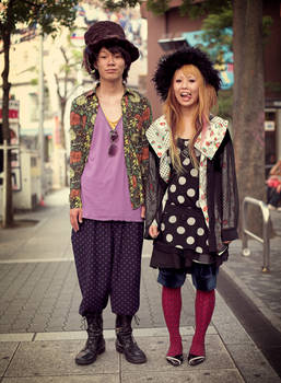 Japanese Street Fashion 2