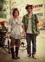 Japanese Street Fashion 3 by hakanphotography