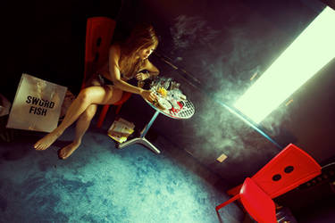 Mad Dream Of Youth 7 by hakanphotography