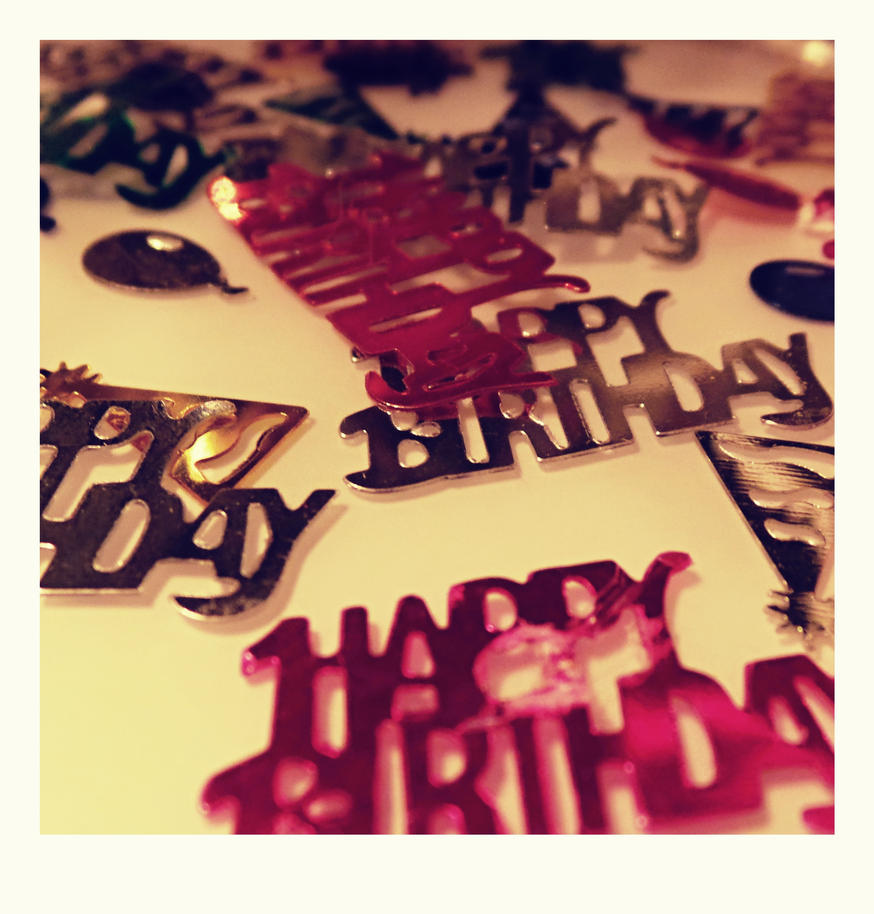 Birthday1 by creativemind6