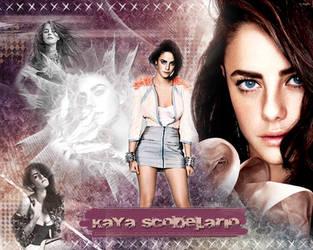 Kaya Scodelario for Shelby by Pospola