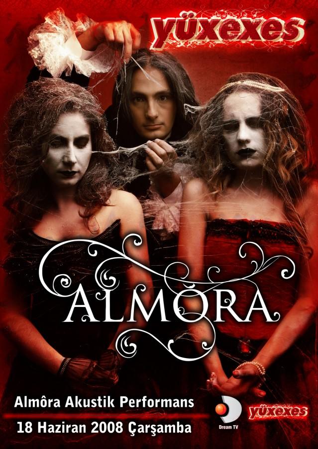Almora - Yüxexes Live