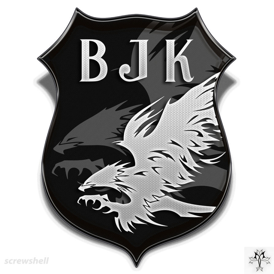 My BJK Logo by serezmetin