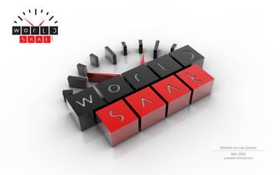 WorldSaat.com Logo - Kurumsal Kimlik by serezmetin