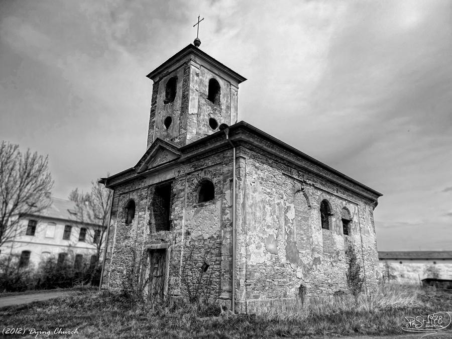 dying church