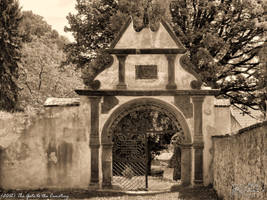 The Gate to the Cemetery by PaSt1978