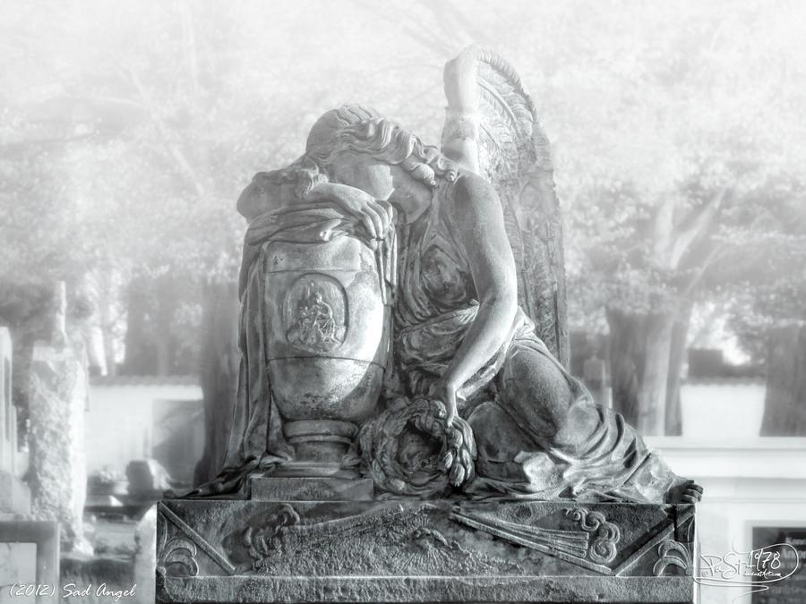 Sad Angel by PaSt1978