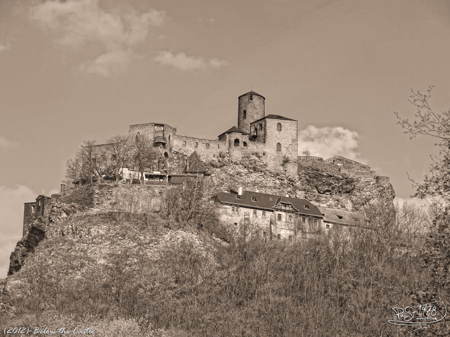 Old Castle by PaSt1978