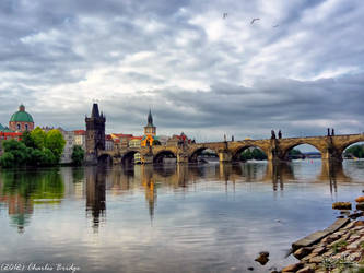 Charles Bridge by PaSt1978