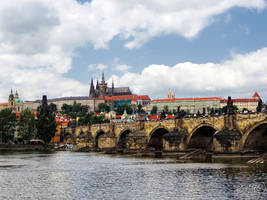 Prague Castle by PaSt1978