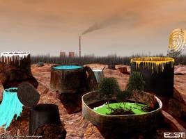 Future landscape by PaSt1978