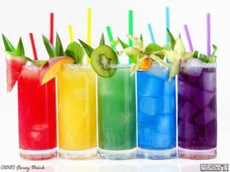 Fancy drinks by PaSt1978