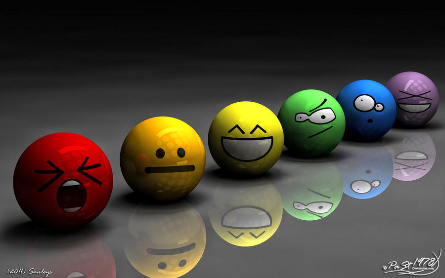 Smileys by PaSt1978
