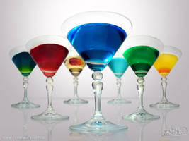 Colorful Cocktails by PaSt1978