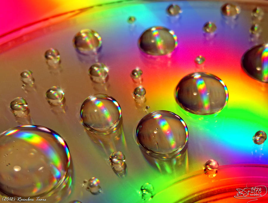 Rainbow Tears by PaSt1978