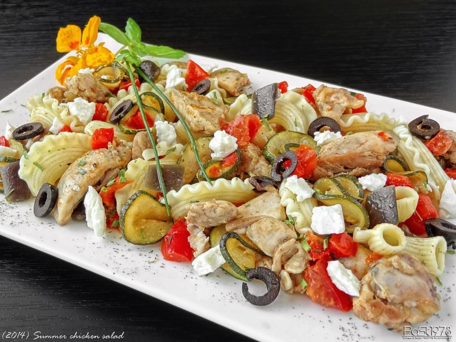 Summer Chicken Salad by PaSt1978