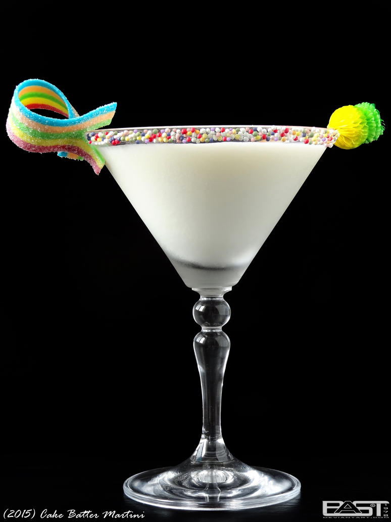 Cake batter Martini by PaSt1978