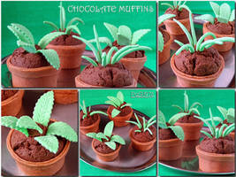 Chocolate Muffins by PaSt1978