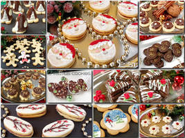 Christmas cookies 2015 by PaSt1978
