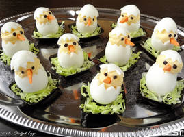 Stuffed Eggs by PaSt1978