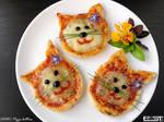 Pizza kitties