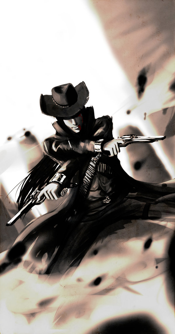 Gunslinger by TheFatBasterdII