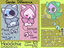 :Hoodchies(OPEN SPECIES):