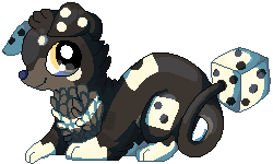 :Pixel Domino: by PrePAWSterous