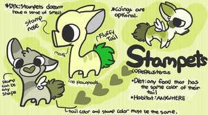 :Stampets:(open species)