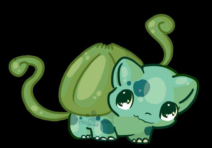 :Bulbasaur: by PrePAWSterous
