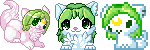 :Icons for Neko-kotori: by PrePAWSterous